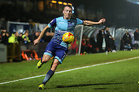Garry Thompson of Wycombe Wanderers during the Sky Bet League 2 match between Wycombe Wanderers and Leyton Orient at Adams Park, High Wycombe, England on 17 December 2016. Photo by David Horn / PRiME Media Images.