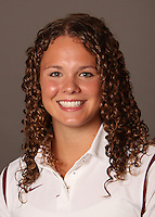 STANFORD, CA - SEPTEMBER 10:  Jamie Bruce of the Stanford Cardinal during women's swimming picture day on September 10, 2009 in Stanford, California.