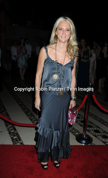 Nanette Lepore arriving at The New Yorkers for Children 2010 Fall Gala on September 21, 2010 at Cipriani's 42nd Street.