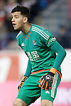 Real Sociedad's Geronimo Rulli during La Liga match. March 1,2016. (ALTERPHOTOS/Acero)