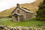 St Martin's church, Martindale valley, Lake District national park, Cumbria, England, UK