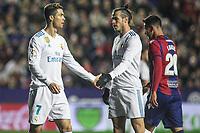2018.02.03 La Liga Levante UD VS Real Madrid CF