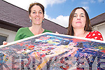 CALLING ALL ARTISTS: Staff of the Samhlai?ocht gallery in Tralee calling for submissions for exhibition in the gallery for the 2009 season, l-r: Trish Thompson (Gallery Co-ordinator) and Ro?isi?n McGuigan (Artistic Director's Assistant).   Copyright Kerry's Eye 2008