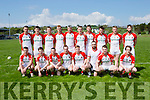 The Kilcummin team that played Mid Kerry in the SFC in Killorglin on Sunday