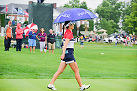 So Yeon Ryu (KOR) departs the first tee during Friday's second round of the 72nd U.S. Women's Open Championship, at Trump National Golf Club, Bedminster, New Jersey. 7/14/2017.<br /> Picture: Golffile | Ken Murray<br /> <br /> <br /> All photo usage must carry mandatory copyright credit (&copy; Golffile | Ken Murray)