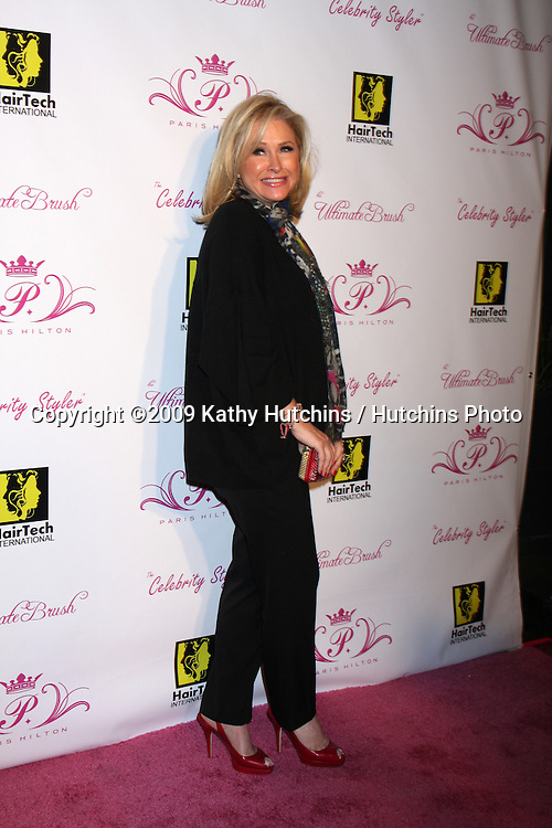 Kathy Hilton.arriving at the Paris Hilton Beauty Line Launch Party.Thompson Hotel.Beverly Hills,  CA.November 17, 2009.©2009 Kathy Hutchins / Hutchins Photo.