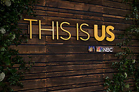"""WEST HOLLYWOOD - AUGUST 10: Atmosphere at the Red Carpet Panel and Discussion for NBC's """"THIS IS US"""" Pancakes With The Pearsons at 1 Hotel on August 10, 2019 in West Hollywood, CA. CR: Frank Micelotta/20th Century Fox Television/PictureGroup"""