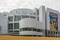 The High Museum of Ar, located in Atlanta Georgia, is the leading art museum in the Southeastern United States. Located on Peachtree Street in Midtown, the city's arts district, the High is a division of the Woodruff Arts Center.