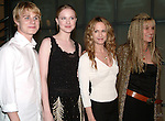 Brady Corbet, Evan Rachel Wood, Holly Hunter &amp; Catherine Hardwicke<br />