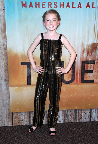 LOS ANGELES, CA - JANUARY 10: Lena McCarthy, at the Los Angeles Premiere of HBO's True Detective Season 3 at the Directors Guild Of America in Los Angeles, California on January 10, 2019. Credit: Faye Sadou/MediaPunch