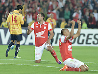 Independiente Santa Fe vs. Monarcas Morelia, 04-02-2014