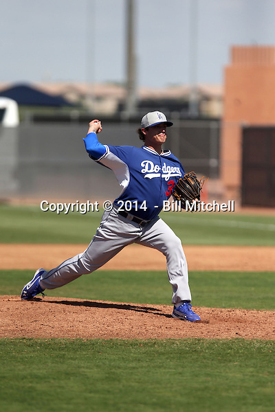 Ralston Cash - 2014 AIL Dodgers (Bill Mitchell)