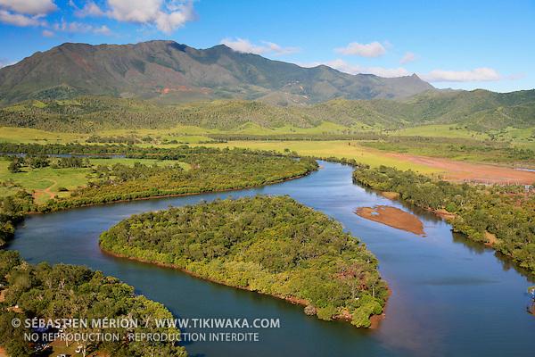 Rivière de Dumbéa, Nouvelle-Calédonie