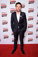 George Blagden arriving for the Empire Awards 2018 at the Roundhouse, Camden, London, UK. <br /> 18 March  2018<br /> Picture: Steve Vas/Featureflash/SilverHub 0208 004 5359 sales@silverhubmedia.com