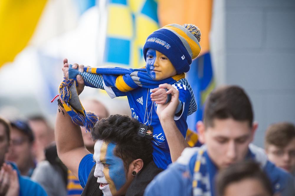Reno 1868 FC v  Orange County SC | Calvert Photography