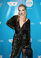 LOS ANGELES, CA - OCTOBER 27: Emily Ruhl, at UNICEF Next Generation Masquerade Ball Los Angeles 2017 At Clifton's Republic in Los Angeles, California on October 27, 2017. Credit: Faye Sadou/MediaPunch /NortePhoto.com