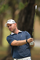 Bryce Easton (RSA) on the 3rd fairway during Round 4 of the Australian PGA Championship at  RACV Royal Pines Resort, Gold Coast, Queensland, Australia. 22/12/2019.<br /> Picture Thos Caffrey / Golffile.ie<br /> <br /> All photo usage must carry mandatory copyright credit (© Golffile   Thos Caffrey)