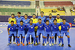 Kuwait vs Tajikistan during the AFC Futsal Championship Group Stage A match on April 30, 2014 at the Phu Tho Gymnasium in Ho Chi Minh City, Vietnam. Photo by World Sport Group