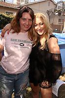 "Alethia O'Toole, Jennifer Blanc<br /> on the ""Mindless"" Film Set by Blanc/Biehn Productions, Private Location, Los Angeles, CA 05-18-14<br /> Dave Edwards/DailyCeleb.com 818-249-4998"