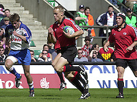 25/05/2002 (Saturday).Sport -Rugby Union - London Sevens.Canada vs Russia.Tim Barrett[Mandatory Credit, Peter Spurier/ Intersport Images].