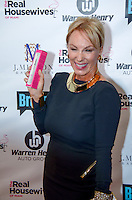 Lea Black attends Real Housewives of Miami Season 3 VIP Premiere Party, at Lou La Vie, Miami, FL, on August 6, 2013