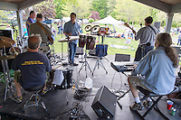 Laughin' Bones Band in Concert for the AJ Cina Memorial Fund at Merwin Meadows Park, Wilton CT
