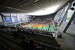 02.05.2018, ZF Arena, Friedrichshafen<br />Volleyball, Bundesliga MŠnner / Maenner, Play-offs, Finale 3. Spiel, VfB Friedrichshafen vs. Berlin Recycling Volleys<br /><br />†bersicht / Uebersicht ZF Arena Friedrichshafen<br /><br />  Foto &copy; nordphoto / Kurth