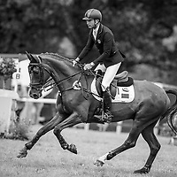 CHN-Alex Hua Tian rides Don Geniro during the Showjumping for the Sema Lease CCI4*-L. 2019 IRL-Sema Lease Camphire International Horse Trials. Cappoquin. Co. Waterford. Ireland. Sunday 28 July. Copyright Photo: Libby Law Photography
