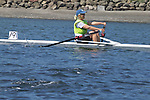 Port Townsend, Rat Island Regatta, rowers, Colleen Brastad; Port Angeles, Maas 24, racing, Sound Rowers, Rat Island Rowing Club, Puget Sound, Olympic Peninsula, Washington State, water sports, rowing, kayaking, competition,