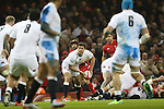 England scrum half Ben Youngs<br /> 2015 RBS 6 Nations<br /> Wales v England<br /> Millennium Stadium <br /> 06.02.15<br /> ©Steve Pope -SPORTINGWALES