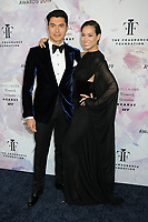 05 June 2019 - New York, New York - Henry Golding and Liv Lo. 2019 Fragrance Foundation Awards held at the David H. Koch Theater at Lincoln Center.    <br /> CAP/ADM/LJ<br /> ©LJ/ADM/Capital Pictures