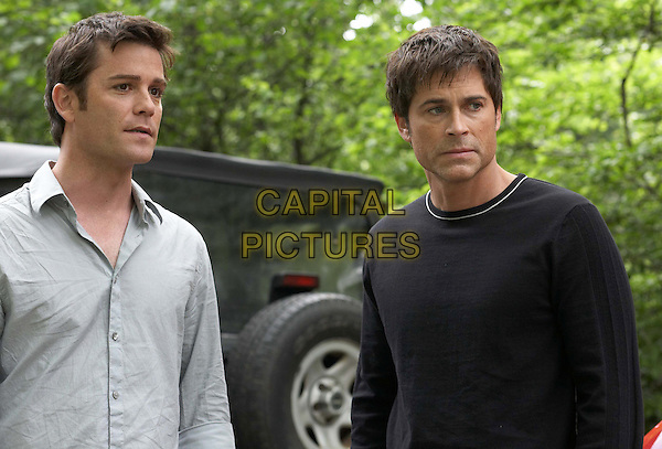 YANNICK BISSON & ROB LOWE.in Too Late to Say Goodbye.*Filmstill - Editorial Use Only*.CAP/FB.Supplied by Capital Pictures.