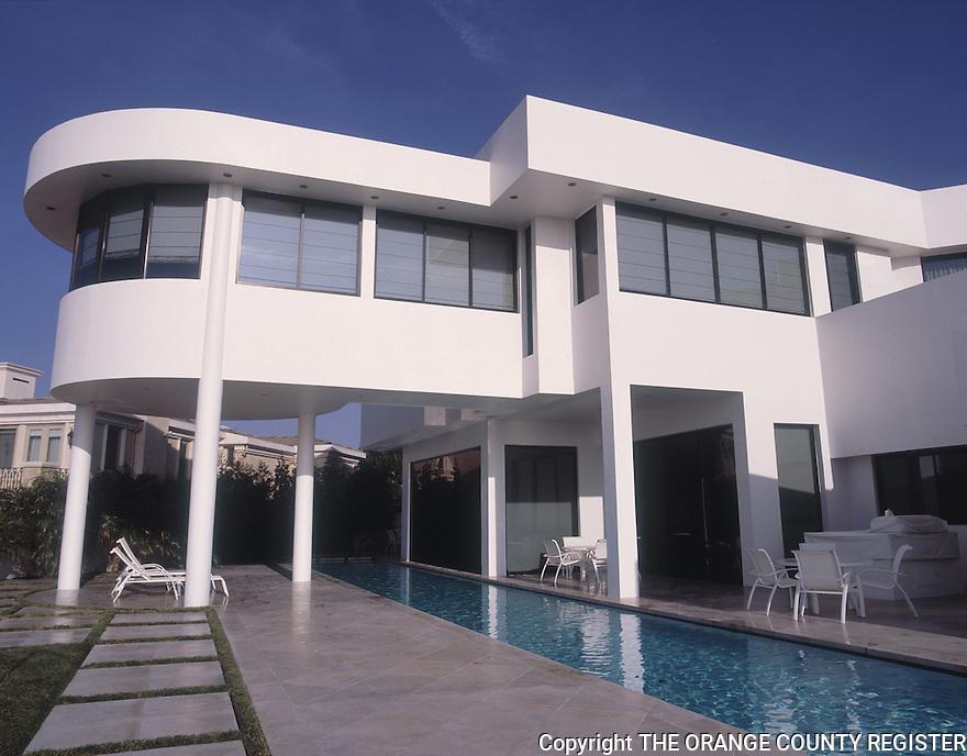 Newport Beach - OC Home Magazine featured home. Portfolio only.