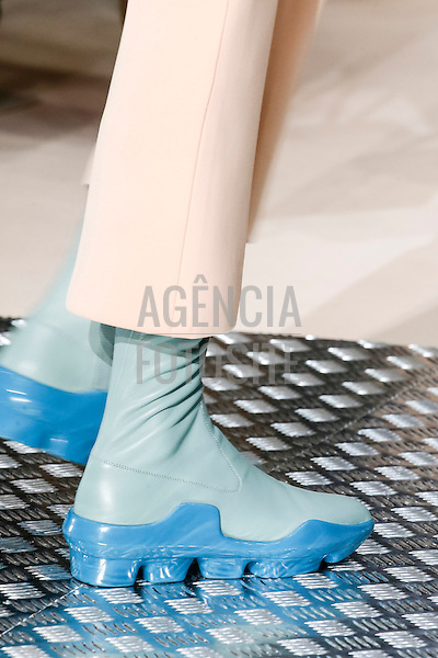 Prada<br /> Milan RTW Fall Winter 2015 <br /> February 2015