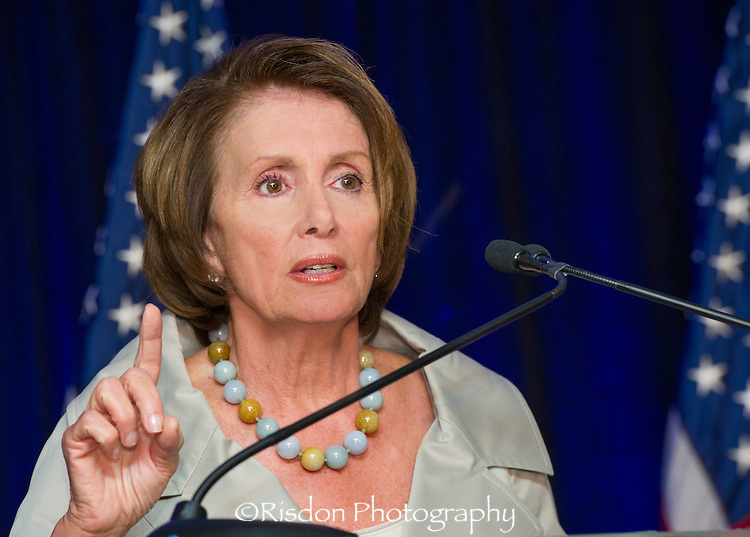 Nancy Pelosi for Women's Leadership Forum