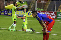 Deportivo Pasto vs Jaguares FC, 01-05-2016. LA I_2016