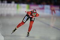 SCHAATSEN: HEERENVEEN: Thialf, World Cup, 02-12-11, 5000m A, Stephanie Beckert GER, ©foto: Martin de Jong