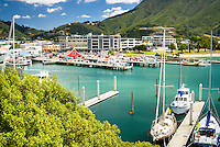 Scenic Picton Harbour, Marlborough, New Zealand, NZ