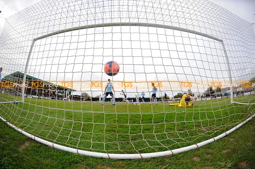 - Salisbury City vs Dartford - FA Cup 1st Round Proper Football  at the Raymond McEnhill Stadium, Salisbury - 09/11/13 - MANDATORY CREDIT: Denis Murphy/TGSPHOTO - Self billing applies where appropriate - 0845 094 6026 - contact@tgsphoto.co.uk - NO UNPAID USE
