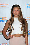 LOS ANGELES - DEC 3: Paris Berelc at The Actors Fund's Looking Ahead Awards at the Taglyan Complex on December 3, 2015 in Los Angeles, California