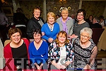 GLOW: The Causeway Ladies Glow group social at Cassidys on Saturday Pictured front l-r Patricia O'Riordan, Joan Burke, Paula Mulvihill, Eileen Comerford Back l-r Philomena Stack, Margaret  O'Carroll , Margaret Fitzgerald, Ann O'Shea