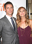 Matthew Goode and Sophie Dymoke attending the Red Carpet Arrivals for 'The Imitation Game' at the Princess of Whales Theatre during the 2014 Toronto International Film Festival on September 9, 2014 in Toronto, Canada.