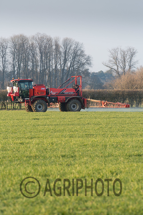 Applying trace elements to Winter Barley <br /> Picture Tim Scrivener 07850 303986 <br /> scrivphoto@btinternet.com<br /> &hellip;.covering agriculture in the UK&hellip;.