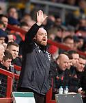 08.03.2020: Ross County v Rangers: Ross County co manager Steven Fergusson