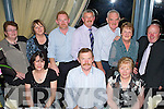 3345-3347..Enjoying themselves at the Lixnaw GAA Club Dinner for the 25th Anniversary of their Hurling County Championship win in The Ballyroe Heights Hotel on Saturday night were seated l/r Mary Moore, Jerem and Margaret McKenna, standing l/r Sheila Flaherty, Mary, Mike, Moss Vincent & Mary McKenna and Sean Flaherty.................................................................................................................... ........................   Copyright Kerry's Eye 2008