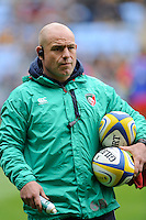 Richard Cockerill, Leicester Tigers Director of Rugby