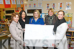 PLANS: Teachers from Blennerville National School pictured at the open night on Friday to view the plans for their brand new facility l-r: Liz and Rose O'Connor, Sarah Dinan, Roisin Doyle and Louise Brassil.