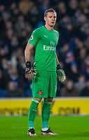 Arsenal's Bernd Leno <br /> <br /> Photographer David Horton/CameraSport<br /> <br /> The Premier League - Brighton and Hove Albion v Arsenal - Wednesday 26th December 2018 - The Amex Stadium - Brighton<br /> <br /> World Copyright © 2018 CameraSport. All rights reserved. 43 Linden Ave. Countesthorpe. Leicester. England. LE8 5PG - Tel: +44 (0) 116 277 4147 - admin@camerasport.com - www.camerasport.com
