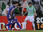MEDELLÍN – COLOMBIA _ 08-05-2014/ En compromiso de ida de los cuartos de final de la Copa Libertadores, Atlético Nacional cayó 0 – 2 ante Defensor Sporting en el estadio Atanasio Girardot de Medellín. /