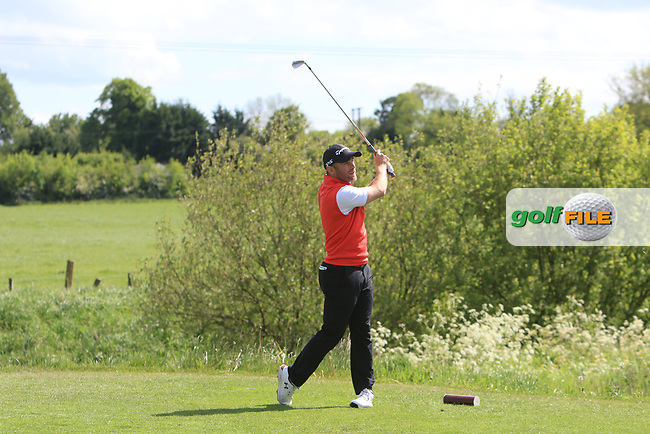 Richard McCrudden (Royal Portrush) on the 5th tee during Round 4 of the Ulster Stroke Play Championship at Galgorm Castle Golf Club, Ballymena, Northern Ireland. 28/05/19<br /> <br /> Picture: Thos Caffrey / Golffile<br /> <br /> All photos usage must carry mandatory copyright credit (© Golffile | Thos Caffrey)